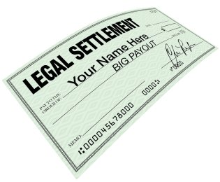 legal settlement, personal injury settlement