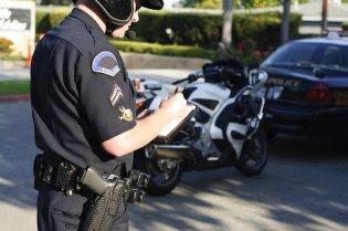 traffic ticket, speeding ticket